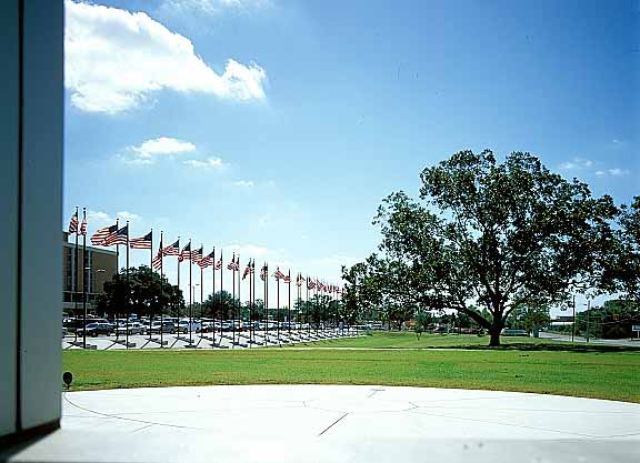 Veterans Memorial Temple Texas Invisible Structures