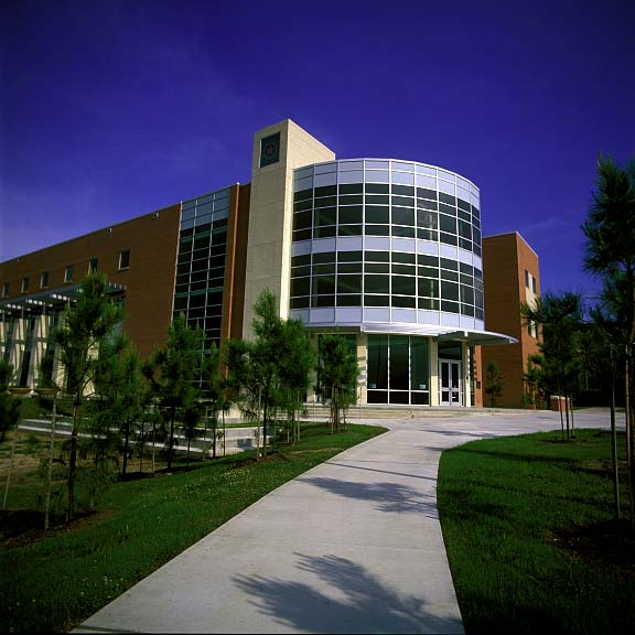 Lee College Library And Adv Tech Center Baytown Texas