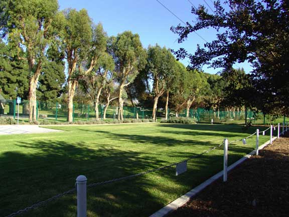 Monte Verde Park Lakewood California Invisible Structures