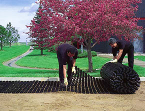 Rolling Grass Paver