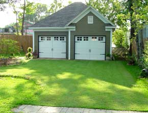 Grass paver driveway for homeowners