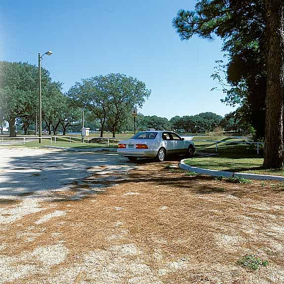 Pervious Pavers were installed in the Juanita Williams Park using Gravelpave2.