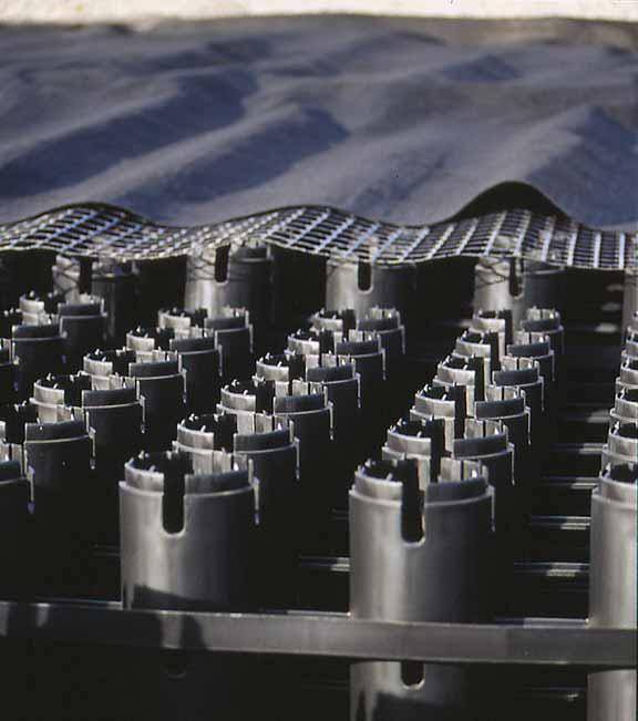 Underground-Water-Retention Storage was installed at International Governor, Broomfield, Colorado, using Rainstore3.