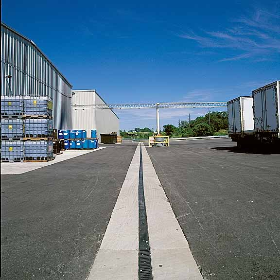 Underground-Water Storage was installed at Nufarm Manufacturing, Chicago Heights, Illinois, using Rainwater3.