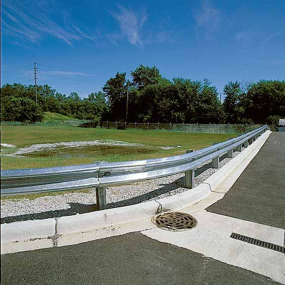 Subsurface-Water Storage was installed at Nufarm Manufacturing, Chicago Heights, Illinois, using Rainwater3.