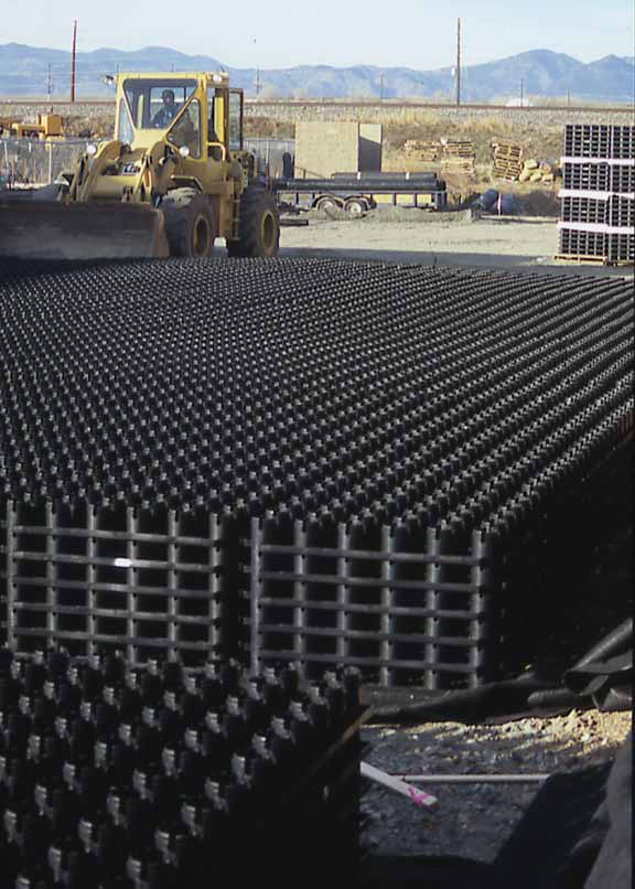 Stormwater Storage was installed at International Governor, Broomfield, Colorado, using Rainstore3.