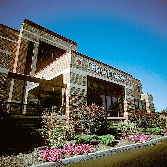 Grass Paving was installed in the fire lane access areas at the Drake Center, Cincinnati, Ohio, using Grasspave2.