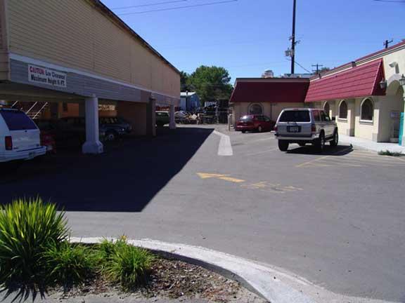 Stormwater Storage was achieved at Chapala Mexican Restaurant #2, Garden City, Idaho, using Rainstore3.