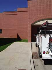 An Underground Cistern was installed at the Veterans Administration Hospital, Boise, Idaho, using Rainstore3.