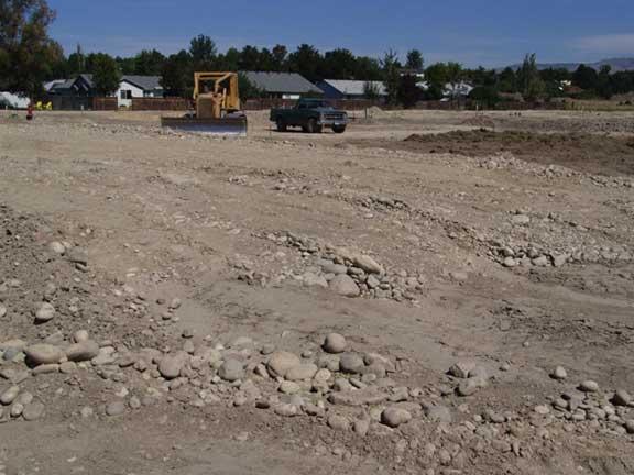 Rainwater Harvesting was achieved in the Winding Creek housing development in Eagle, Idaho, using Rainstore2.