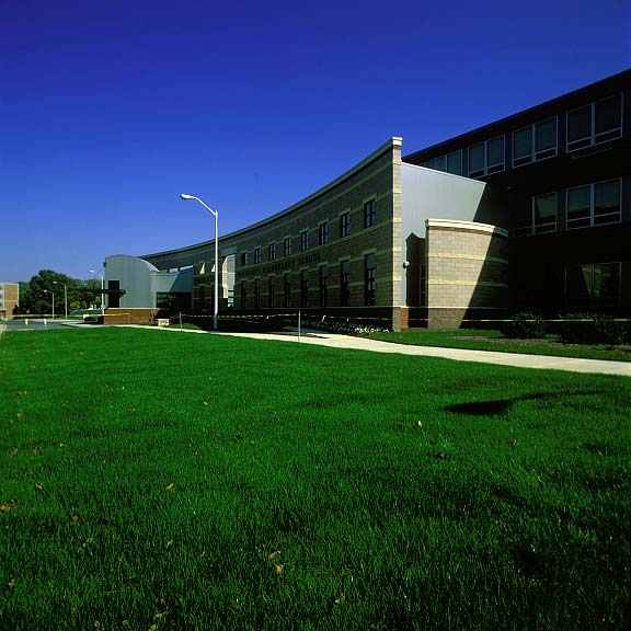 Grass Paving was installed in the fire lane areas at Shippensburg University in Shippensburg, Pennsylvania, using Grasspave2.