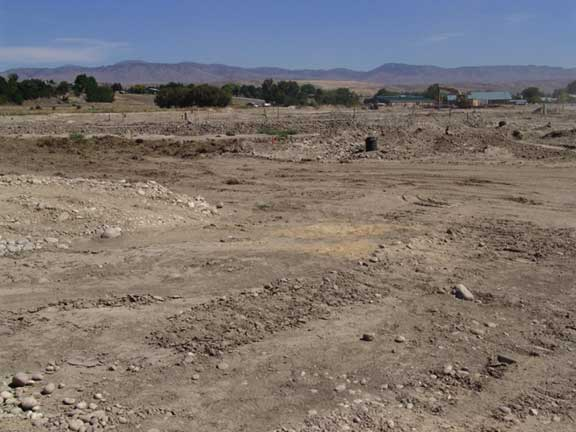 Subsurface-Water Storage was achieved in the Winding Creek housing development in Eagle, Idaho, using Rainstore2.