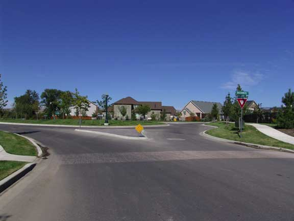 Rainwater Storage was achieved at Brookwood housing complex in Eagle, Idaho, using Rainstore3.
