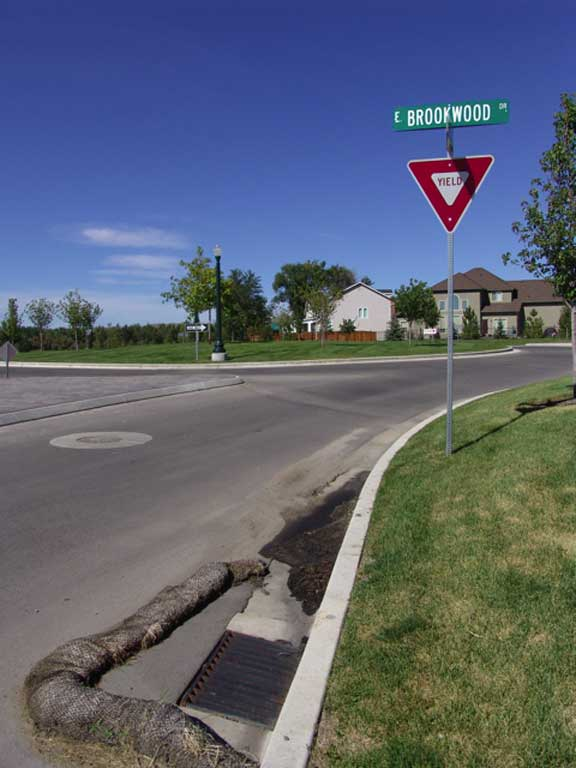 Rainwater Harvesting was achieved at Brookwood housing complex in Eagle, Idaho, using Rainstore3.