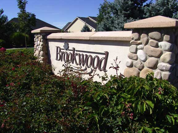 Stormwater Storage was achieved at Brookwood housing complex in Eagle, Idaho, using Rainstore3.