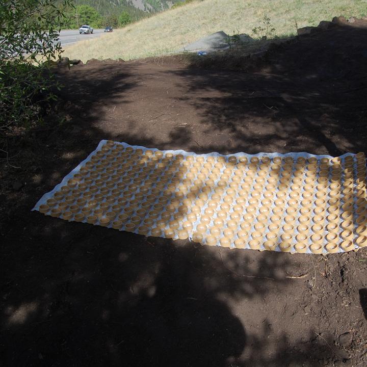 Gravelpave2 trail reinforcement