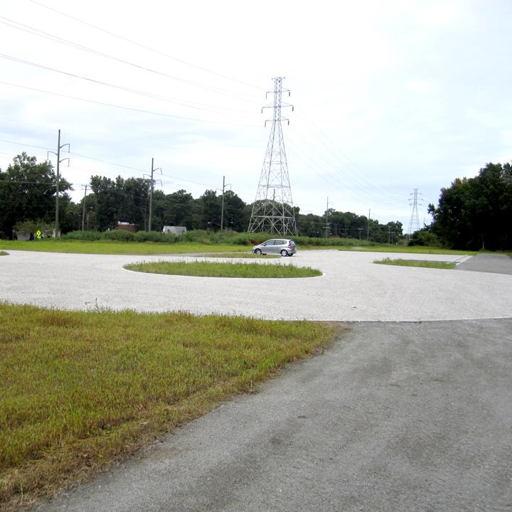 Gravelpave2 at Paradise Creek Park
