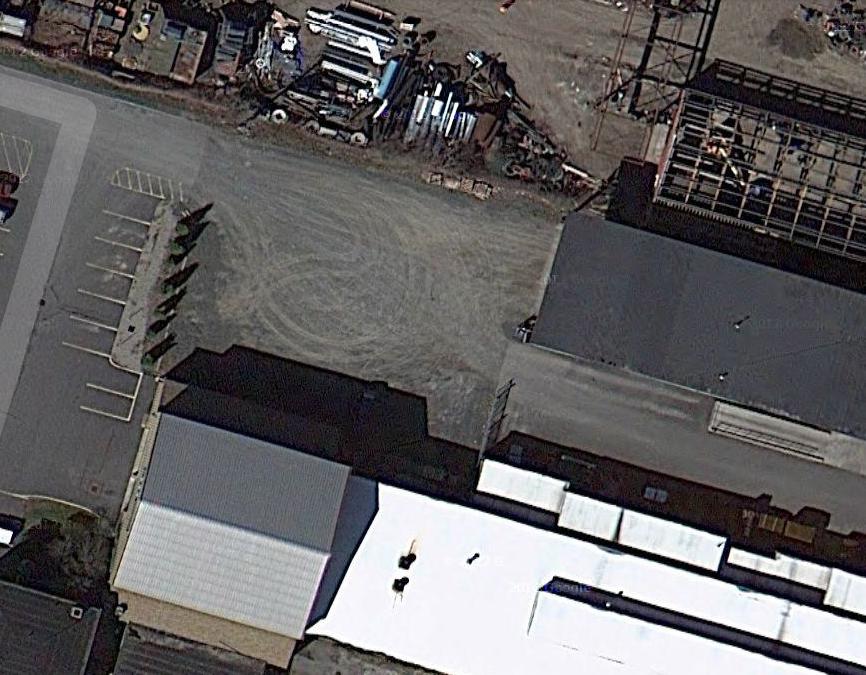 Gravelpave2 permeable pavement parking lot