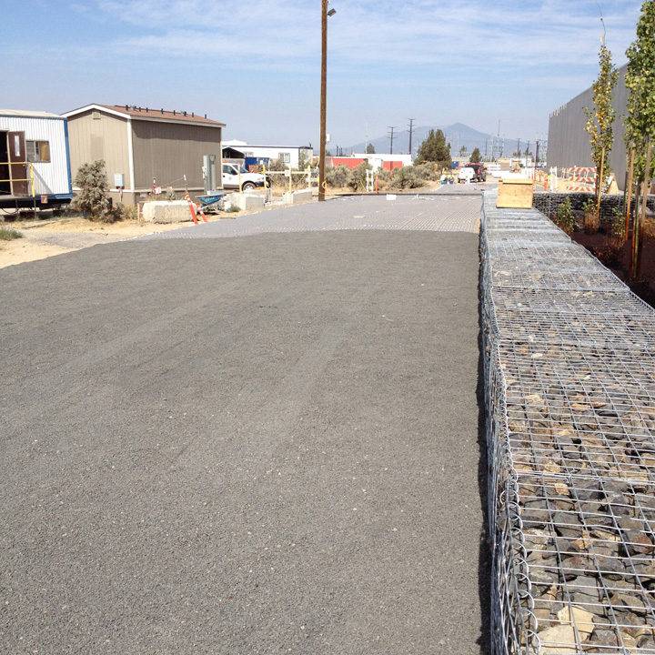 Gravelpave2 permeable gravel road at Facebook