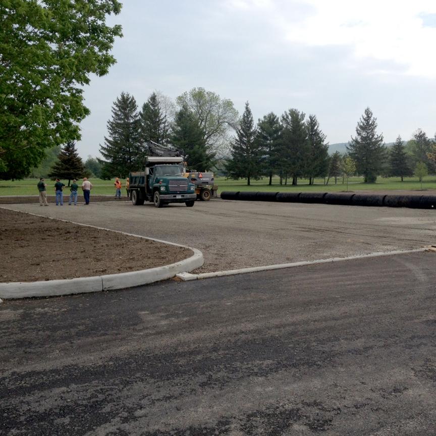 Grasspave2 parking lot