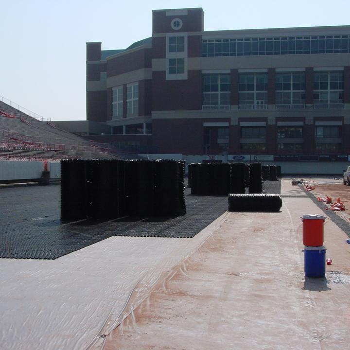 Boone Pickens Stadium Drainage