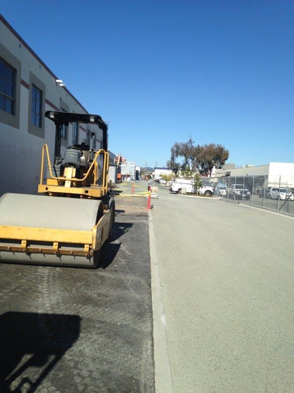 Gravelpave2 Parking Lot